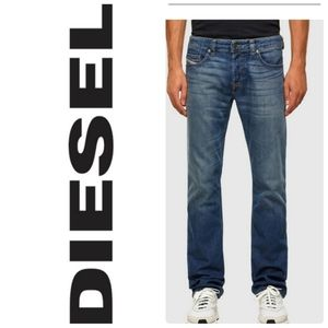 Diesel Safado Jeans Regular Slim Straight 34X32